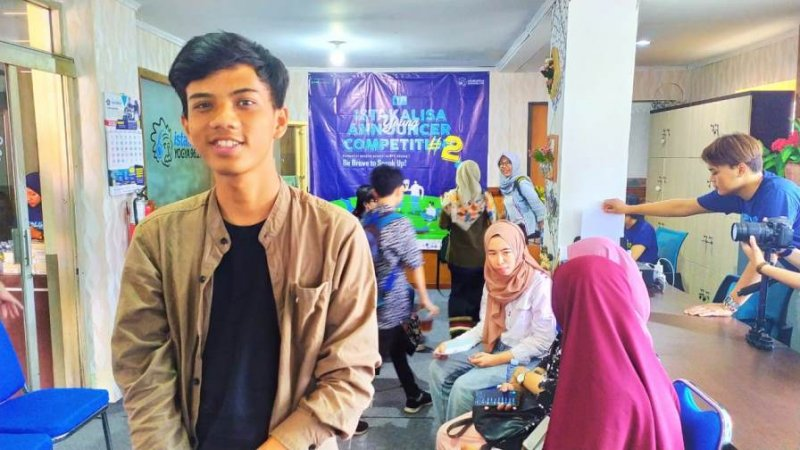 Siswa MAN 2 Kulon Progo Masuk Grand Final Lomba Istakalisa Young Announcer Competition #2
